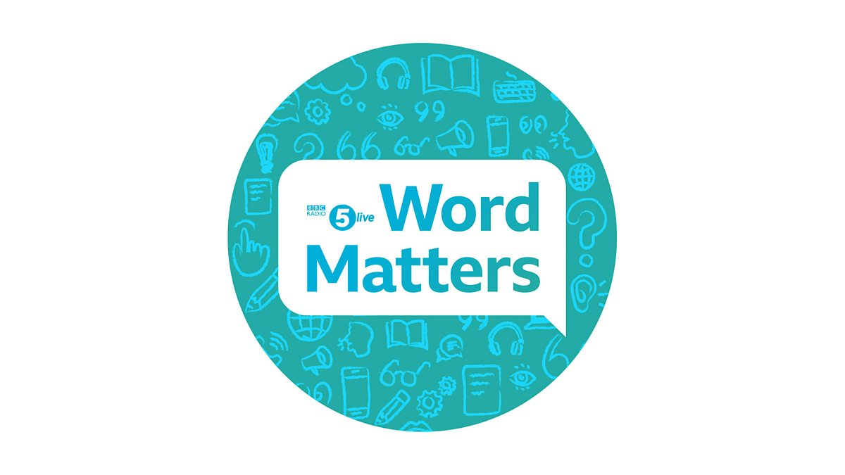 Word Matters, the Read Out Loud challenge from Radio 5 Live